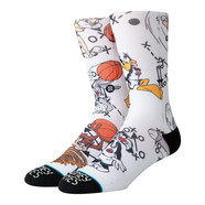 Stance x Space Jam - Tunes Socks