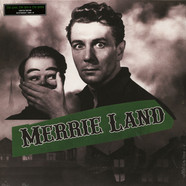 The Good, The Bad & The Queen (Damon Albarn, Paul Simonon of The Clash, Tony Allen and Simon Tong of The Verve) - Merrie Land Black Vinyl Edition