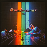 Anachronist - RGB Light & Dark Green Swirl Effect Colored Vinyl Edition