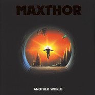 Maxthor - Another World Orange Vinyl Edition W/ Yellow & Black Splatter