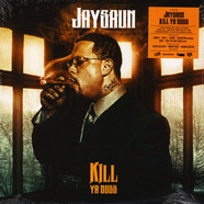 Jaysaun - Kill Ya Boss Transparent Blue Vinyl Edition
