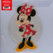 V.A. - OST Mickey Mouse: Minnie' Bowtique Shaped Picture Disc