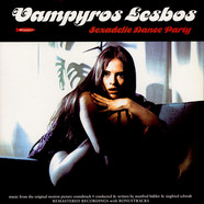 Manfred Hubler & Siegfried Schwab - Vampyros Lesbos Sexadelic Dance Party