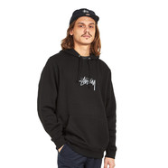 Stüssy - Stock Logo Applique Hood