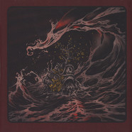 Spaceslug - Eye The Tide Transparent Yellow Vinyl Edition