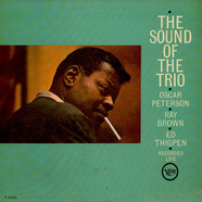 Oscar Peterson, Ray Brown, Ed Thigpen - The Sound Of The Trio