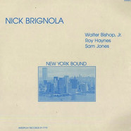Nick Brignola - New York Bound