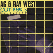 AG & Ray West - Got Berriis Revisited Electric Blue & Transparent Vinyl Edition
