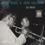 Miles Davis & John Coltrane - So What - Deutsches Museum Munchen, April 1960
