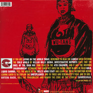GZA - Liquid Swords Deluxe Marvel Ediiton
