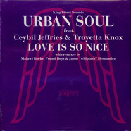 Urban Soul Feat. Ceybil Jefferies & Troyetta Knox - Love Is So Nice