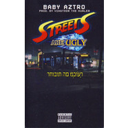 Baby Aztro & Vingthor The Hurler - Streets Are Ugly Blue Tint Tape Edition