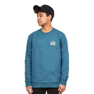 Patagonia - Shop Sticker Patch Uprisal Crew Sweatshirt
