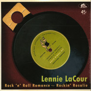 Lennie Lacour (Big Rocker) - Rock 'N' Roll Romance / Rockin' Rosalie