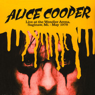 Alice Cooper - Live At The Wendler Arena 1978