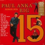 Paul Anka - Paul Anka Sings His Big 15 Gatefold Sleeve Edition