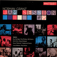 V.A. - Norman Granz' Jam Session #9