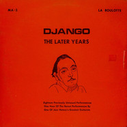 Django Reinhardt - The Later Years