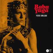 Piero Umiliani - Baba Yaga (Open Spce / Slogan) Gold Sleeve Edition