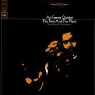 Art Farmer Quintet - The Time And The Place
