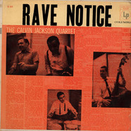 Calvin Jackson Quartet, The - Rave Notice