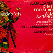 Ghulamhusain Khan - Jugalbandi Duet For Sitar And Sarangi