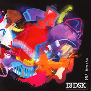 DJ DSK - DNA Breaks Clear Splattered Vinyl Edition
