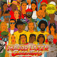 Major Lazer - Essentials Limited Edition Box