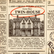 Larry Coryell & Philip Catherine - Twin-House