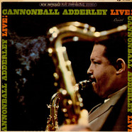 Cannonball Adderley - Cannonball Adderley-Live!