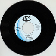 Daddy-O Of Stetsasonic - Drumma Man / Played Out (45 Edit)