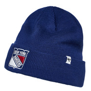 47 Brand - NHL New York Rangers '47 Cuff Knit Beanie