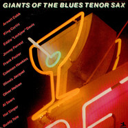 V.A. - Giants Of The Blues Tenor Sax
