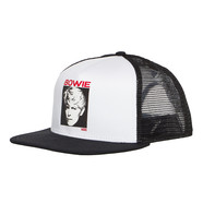 Vans x David Bowie - Serious Moonlight Trucker Cap