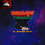 Parliament Funkadelic - Live Madison Square Garden 1977 Black Vinyl Edition