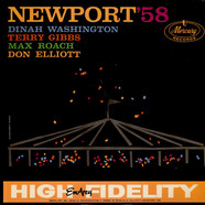 Dinah Washington / Terry Gibbs / Max Roach / Don Elliott - Newport '58