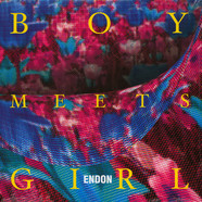 Endon - Boy Meets Girl Rasperry Colored Vinyl Edition