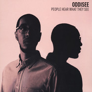 Oddisee - People Hear What They See White Vinyl Edition