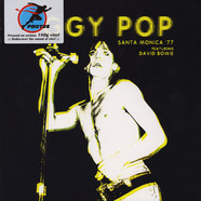 Iggy Pop - Santa Monica '77 feat. David Bowie