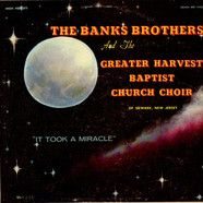 The Banks Brothers And Choir Of The Greater Harvest Baptist Church Of New Jersey - Lord, I've Tried