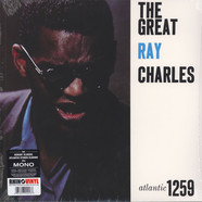 Ray Charles - The Great Ray Charles (Mono)