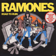 Ramones - Road To Ruin Colored Vinyl Edition