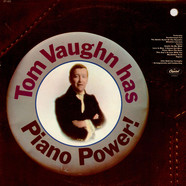 Tom Vaughn - Has Piano Power