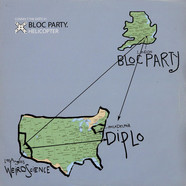 Bloc Party - Helicopter Diplo remix