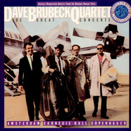 Dave Brubeck Quartet, The - The Great Concerts