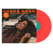 Chaka Khan - Hello Happiness Limited Red Vinyl Edition