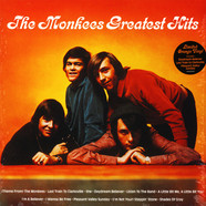 Monkees, The - Greatest Hits Orange Vinyl Edition