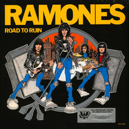 Ramones - Road To Ruin Remastered Blue Vinyl Edition