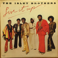 Isley Brothers, The - Live It Up