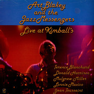 Art Blakey & The Jazz Messengers - Live At Kimball's